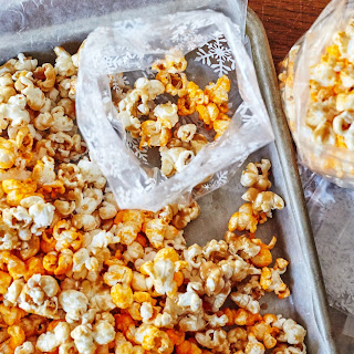 Chicago-Style Popcorn.