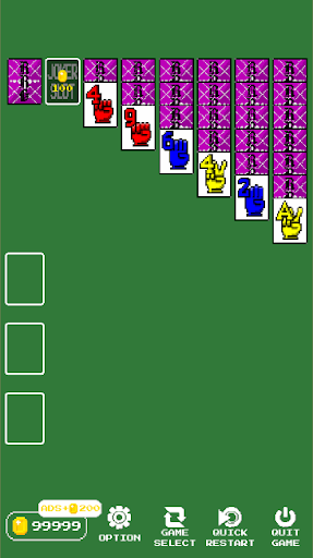 RPS Solitaire ss3