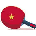 ping pong one player icon