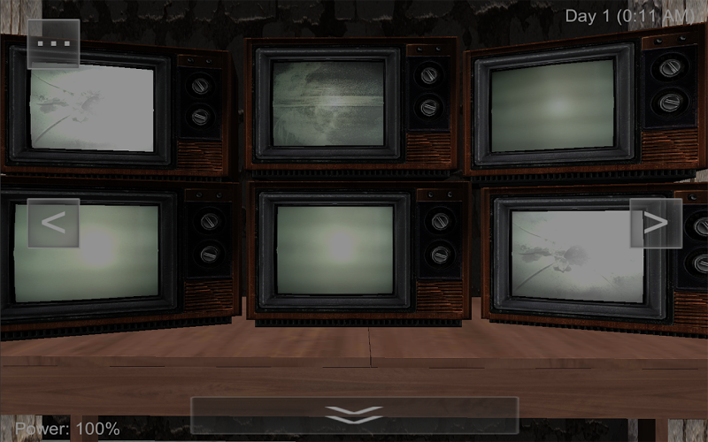 Скриншот Graveyard Shift Nightmare FREE