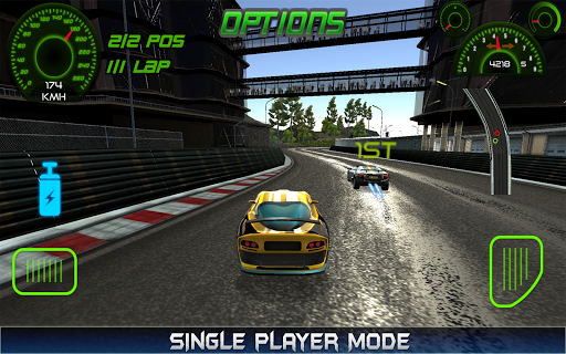 Hyper Car Racing Multiplayer:Super car racing game screenshots 11