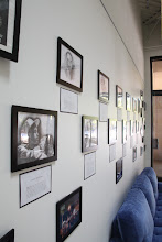 """Photo: This exhibit was displayed in the Google lobby in Mountain View, California on """"The Making of Oakland in Popular Memory"""" featuring the artwork from the book http://thoughtpublishing.org/oakland-in-popular-memory/"""
