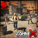 Zombie X City Apocalypse Icon