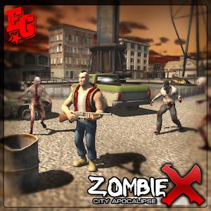Zombie X City Apocalypse for PC and MAC