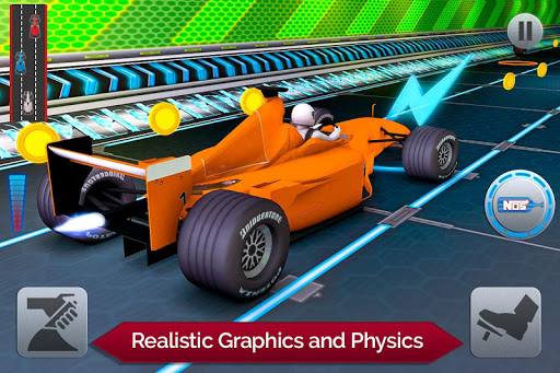 Formula Car Racing Underground - Sports Car Racer 1.11 screenshots 10