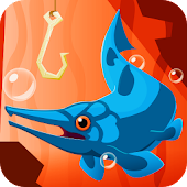 Go Fish: Jurassic Pond icon