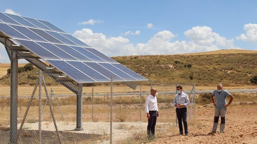 Campo Solar de Sorbas.