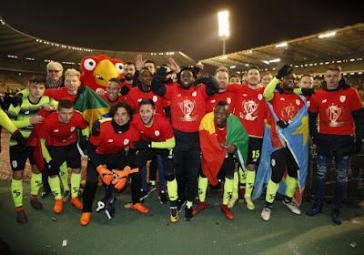 Les joueurs du Standard de Liège s'en donnent à coeur joie sur les réseaux sociaux