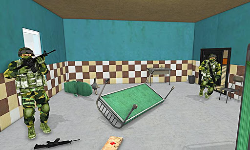 Modern Action FPS Mission ss3
