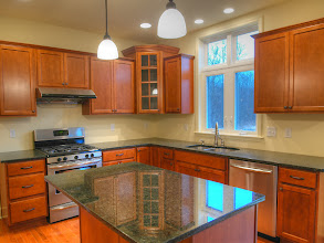 Photo: The kitchen in one of our BELLE GROVE II homes