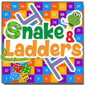 Snakes and ladders Game Saanp Sidi