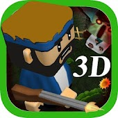 Real Zombie War 3D