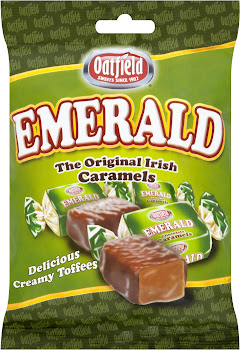 Oatfield Emerald Chocolate Caramels - 150g