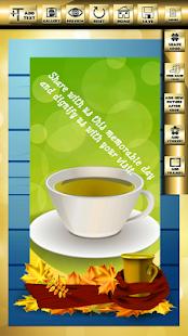 Odpolední čajové pozvánky - náhled