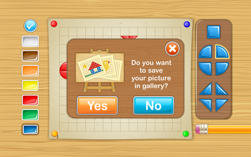 Kids Draw with Shapes Lite apkpoly screenshots 13