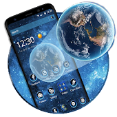Blue Earth Galaxy Theme