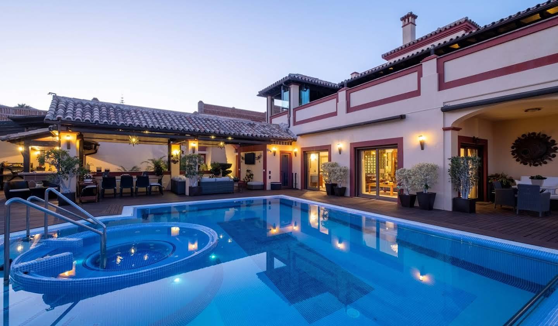 Maison avec piscine et terrasse Benalmádena