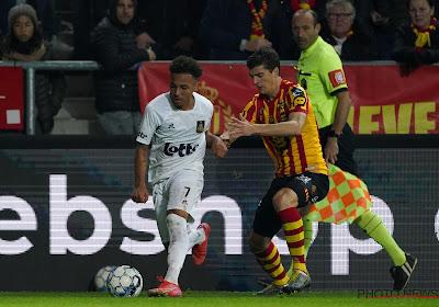 """Ook vervanger van Walsh laat zien dat hij er staat bij KV Mechelen: """"Wel sjiek om voor zo'n publiek te spelen"""""""