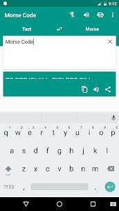 Morse Code 1.0.7 APK + MOD (Unlocked) 1