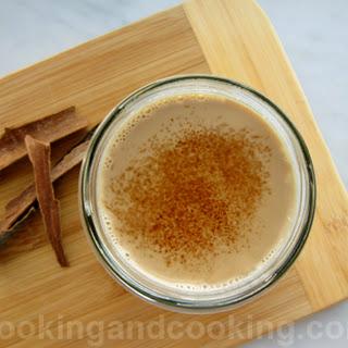 Coconut Latte.