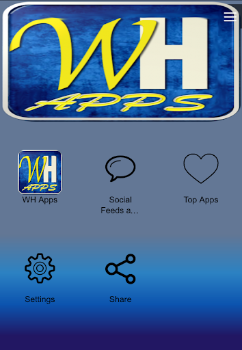 The WH Mobile Apps