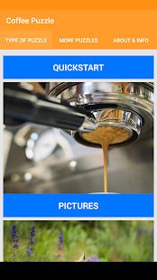 Coffee Jigsaw Puzzle - náhled
