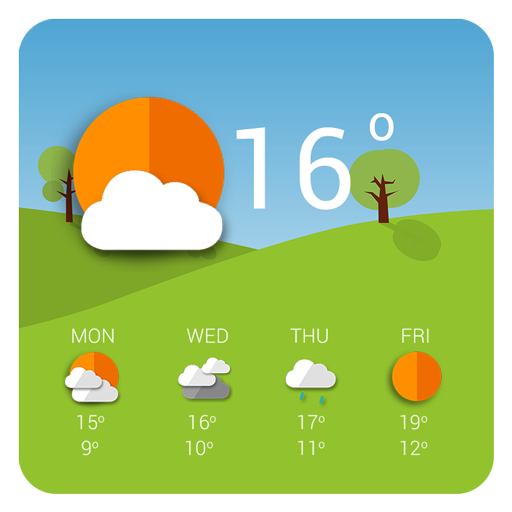 Weather forecast theme pack 2
