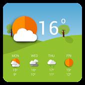 Tải Weather forecast theme pack 2 APK