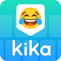 Kika Keyboard - Emoji Keyboard, Emoticon, GIF icon