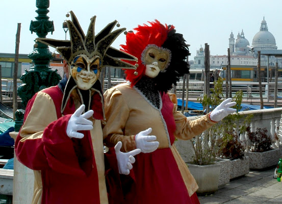 Maschere a Venezia di benny48