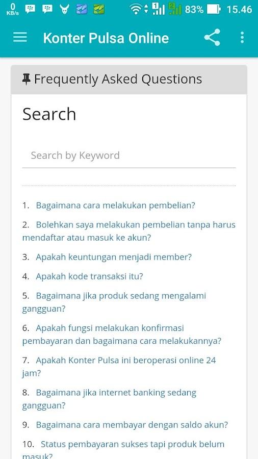 KonterPulsa.Net - Android Apps on Google Play