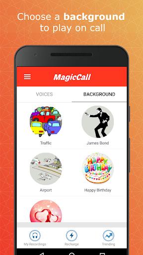 MagicCall u2013 Prank Call &Voice Changer Free Call 1.3.29 screenshots 2