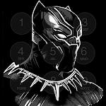 Black Panther Lock Screen