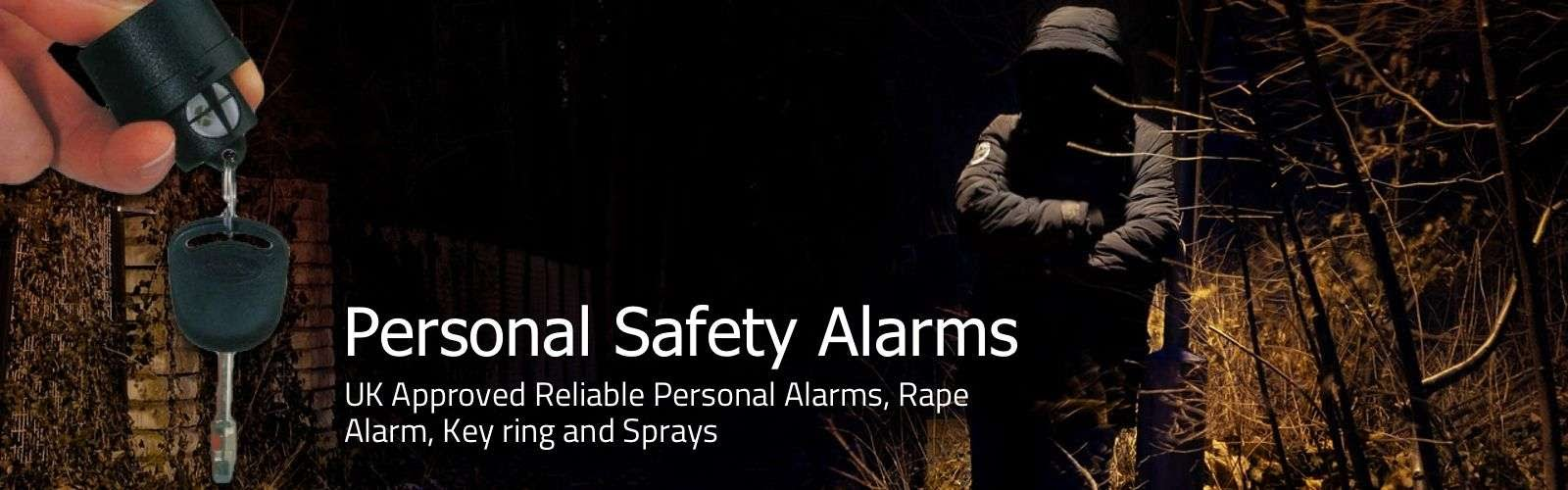 Personal alarm spray by WEalarms