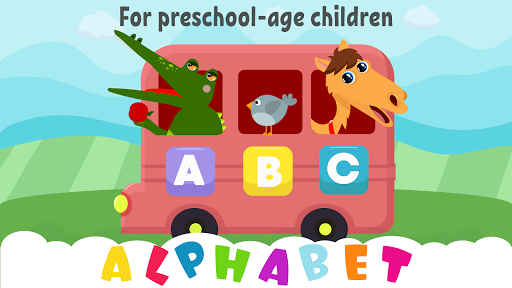 ABC Games - English for Kids 1.1 {cheat|hack|gameplay|apk mod|resources generator} 1