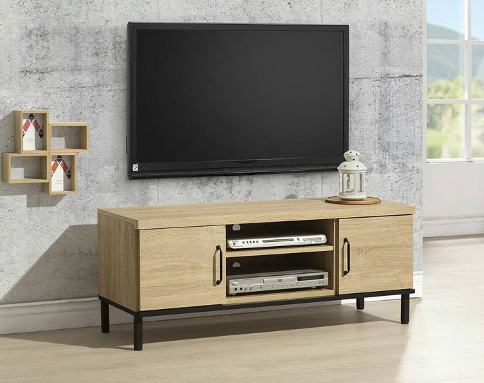 K-858-21 沃納2.6尺多功能櫃 / 電視櫃 / 大茶几