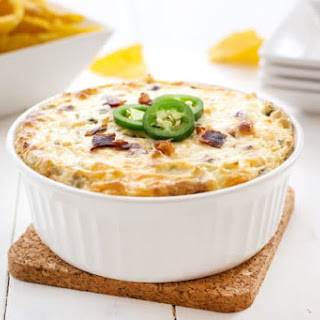 Jalapeño Cream Cheese Dip.
