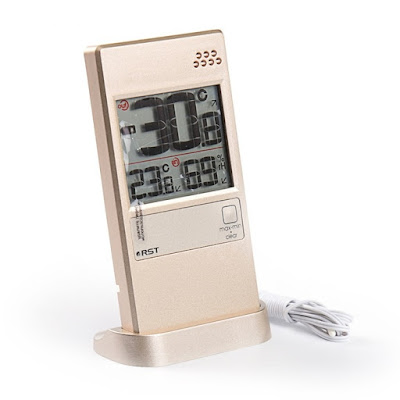 Термогигрометр с выносным термосенсором Rst