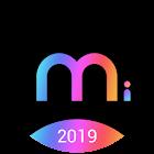 Mi X Launcher  - MI 10 Launcher + icon