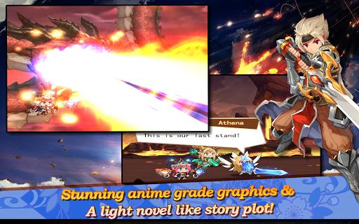 Sword Fantasy Online - Anime MMO Action RPG 7.0.23 screenshots 12