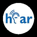 TextHear Personal Hearing Aid icon