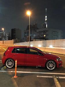 ゴルフ7 GTI  7.5 GTI2018年のカスタム事例画像 七海さんの2018年10月10日22:55の投稿
