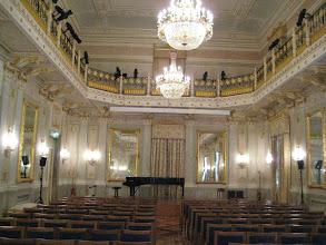 Photo: A smaller concert parlor