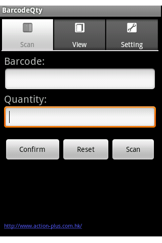 Inventory Barcode Scanner 2