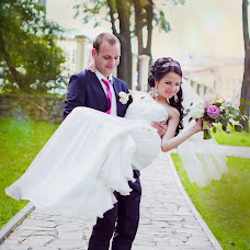 Wedding photographer Albina Muratova (AlbMur). Photo of 27.09.2015