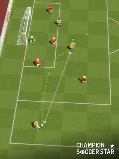 Champion Soccer Star 0.37 screenshots 1