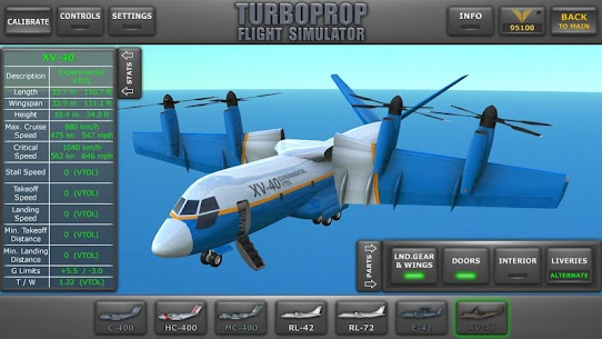 Turboprop Flight Simulator 3D Apk Download For Android and Iphone 1