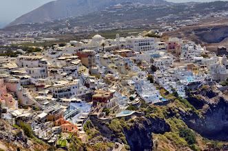 Photo: Фира - столица острова