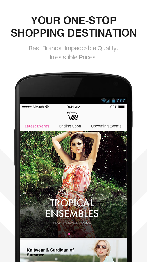 VIPme Fashion- screenshot