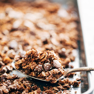 The Ultimate Chocolate Granola